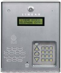 Linear ACP00937 AE-100 Commercial One Door Telephone Entry System