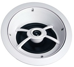 "Channel Vision IC626 6.5"" Angled Professional In-Ceiling Speaker"
