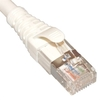 ICC ICPCSG10WH White Cat6A FTP 10ft Patch Cable