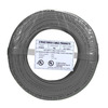 22/4 Solid Alarm Wire | 500ft Coil Pack | Grey & UL Listed & CMR Rated
