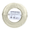 22/4 Solid Alarm Wire | 500ft Coil Pack | Beige & UL Listed & CMR Rated