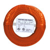 22/4 Solid Alarm Wire | 500ft Coil Pack | Orange & UL Listed & CMR Rated