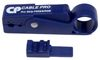 ICM Cable Pro PS/59/6/RGB Coaxial Cable Stripper and Preparation Tool