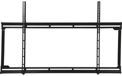 VMP FP-LFVB Premium Large Flat Panel Flush TV Wall Mount Black